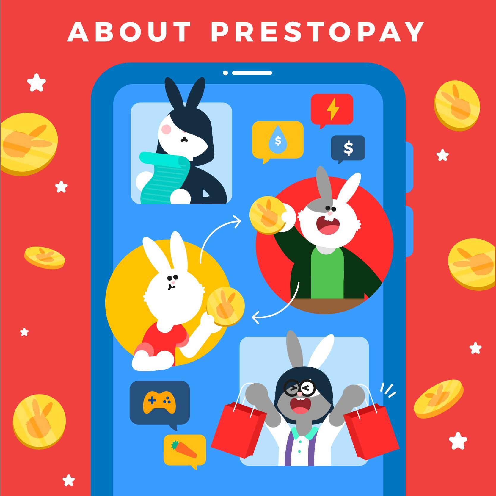 About Presto Wallet